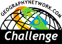 Geography Network Challenge Award (3rd place)