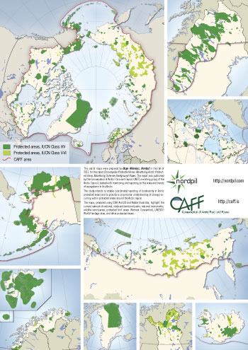 Protected areas in the Arctic