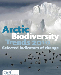 Arctic Biodiversity Trends 2010: Selected indicators of change report