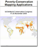 Poverty-Biodiversity Mapping applications
